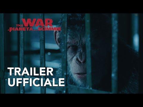 The War - Il Pianeta delle Scimmie | Trailer Ufficiale HD | 20th Century Fox 2017
