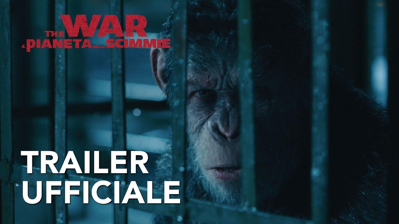 The War Il Pianeta Delle Scimmie Trailer Ufficiale Hd 20th