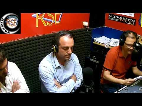 RADIO SICILIA EXPRESS-INTERVISTA CANDIDATO SINDACO ROSARIO BELLANTI