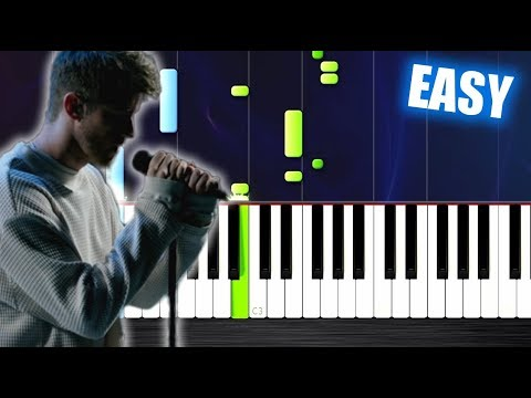 The Chainsmokers - Sick Boy - EASY Piano Tutorial by PlutaX