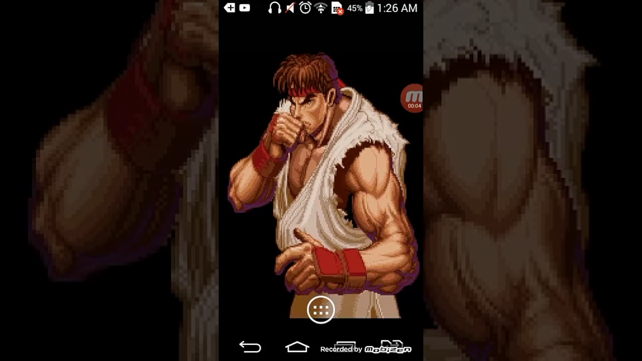 Street Fighter's III 3rd Strike no Android (Sem Tiger Arcade) (Kawaks) +  Download APK