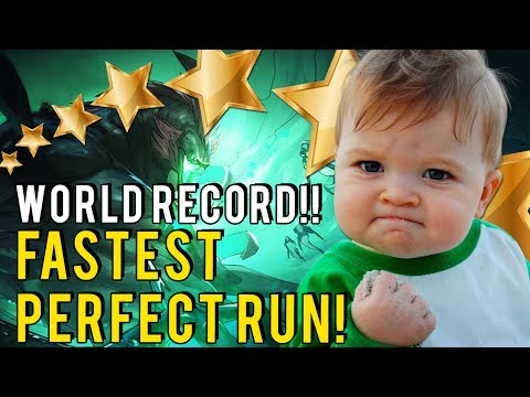 World's FASTEST & PERFECT Siltbreaker Run! 30/30 Stars Record - 27:14 - DOTA 2