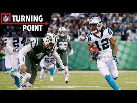 Panthers Make Two 4th Quarter Splash Plays to Overcome Stingy Jets (Week 12) | NFL Turning Point