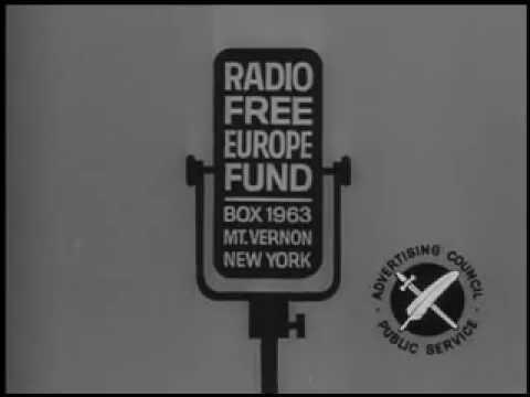 radio free europe psa 1960s