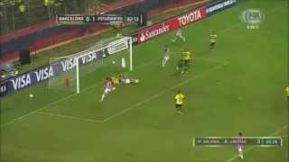 Barcelona SC 0 - 2 Estudiantes Copa Libertadores 2015