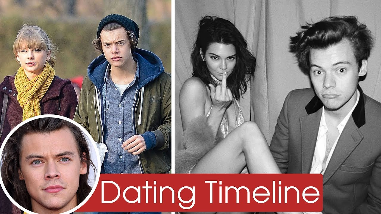 Harry Styles Dating Timeline - Episode 13