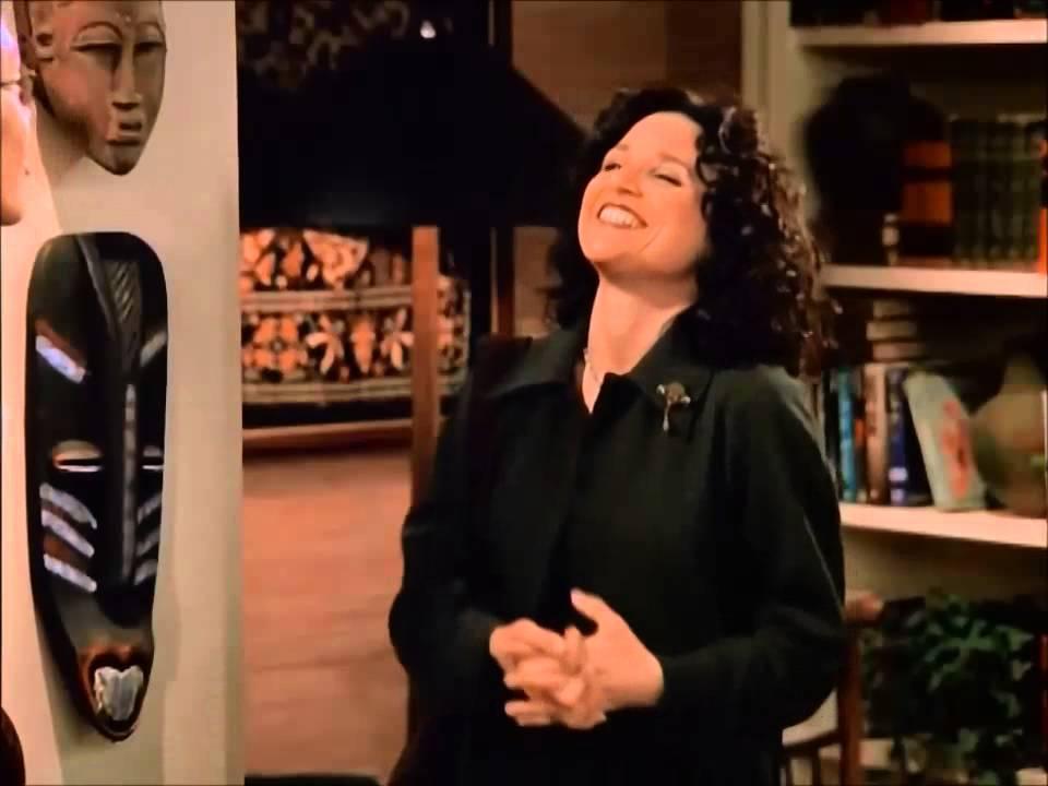 Seinfeld elaine dating black guy