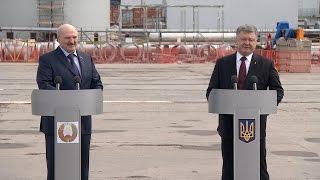 Лукашенко: возведение саркофага над разрушенным энергоблоком ЧАЭС стало событием для Европы