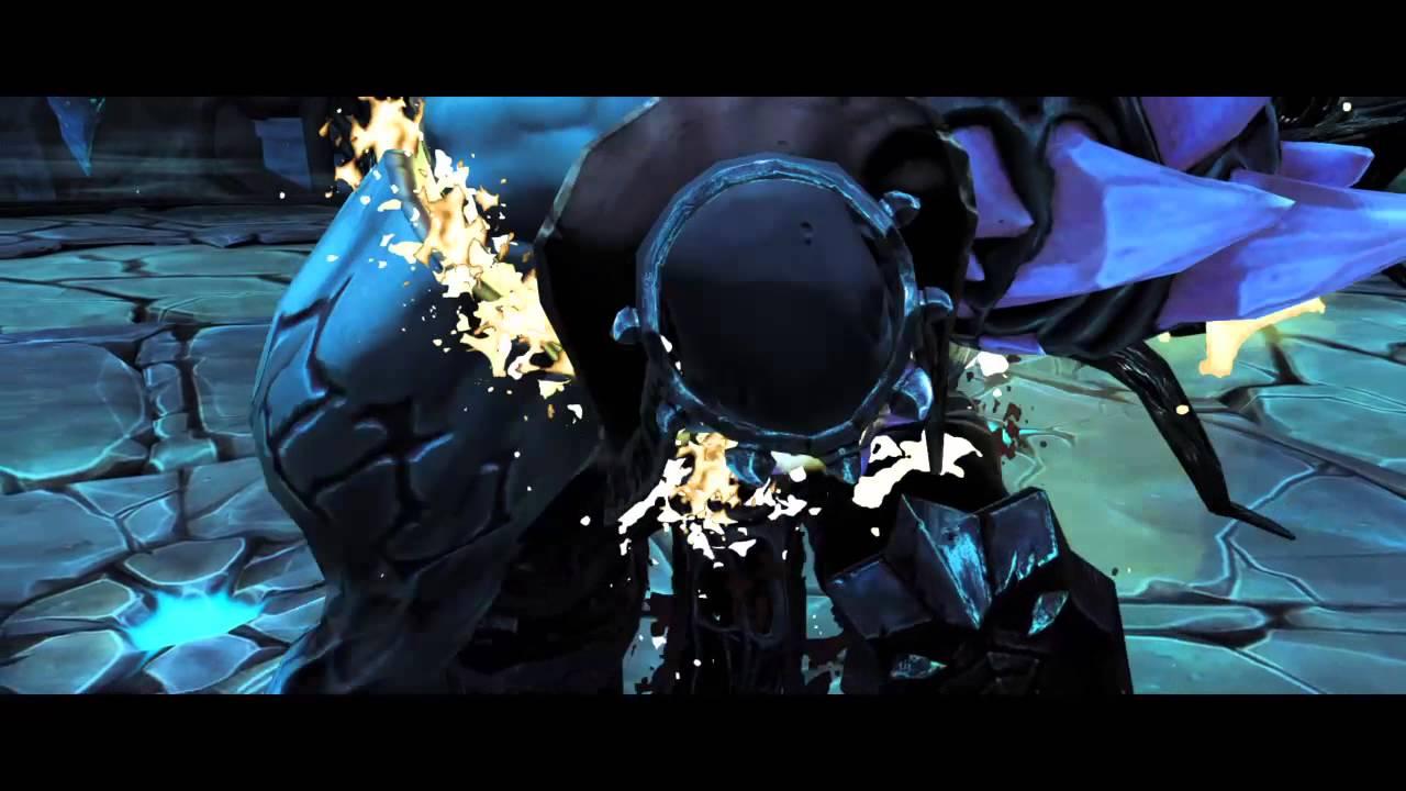 Darksiders II Deathinitive Edition - PS4 BOSS - ABSALOM ...