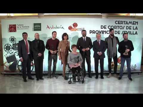 11 01 2018 Sevilla Certamen Cortos Provincia Sevilla