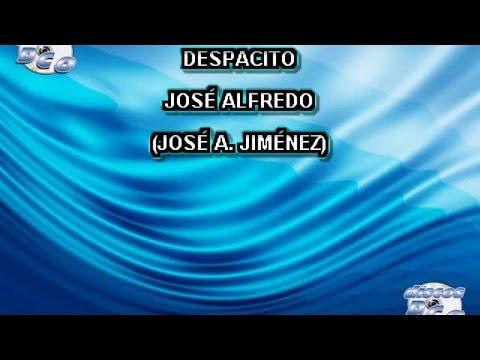 Karaoke Canta como Jose Alfredo Jimenez - MUY DESPACITO