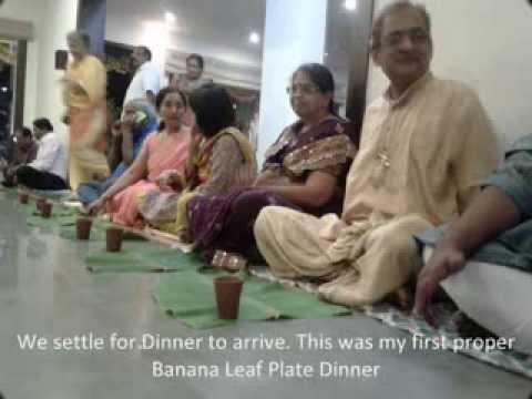 A Sit Down South Indian Feast on Banana Leaf  sc 1 st  YouTube & A Sit Down South Indian Feast on Banana Leaf - YouTube