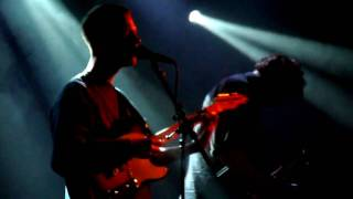 The Radio Dept. - Pulling our weight - Live @ Kulturbolaget (KB), Malmö 2010/05/14