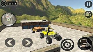 ATV Quad Bike Rider 2018 Uphill Cargo Transporter Level 1-10 Android Game
