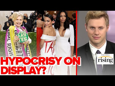 Robby Soave: Political Elite FLAUNT Covid Hypocrisy At NY Met Gala, Working Class Remain RESTRICTED
