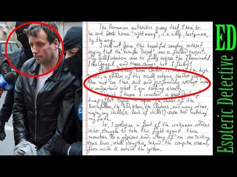 "Guccifer letter | mission of ""faith"" to expose Hillary Clinton / Illuminati 