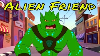 Alien Friend - EP - 51 - Chimpoo Simpoo - Hindi Animated Cartoon Show