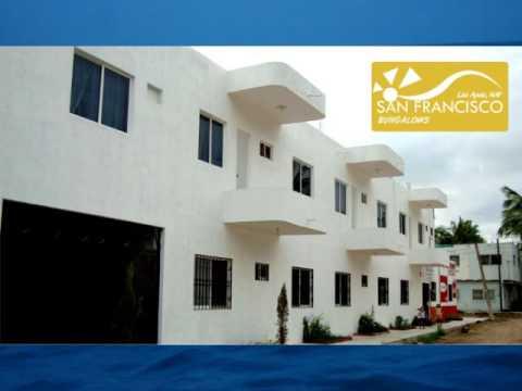 San francisco bungalows espa ol los ayala nayarit for Hotel villas corona en los ayala nayarit
