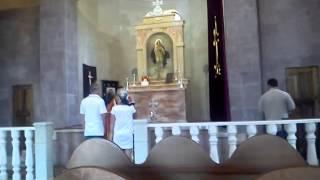 Венчание в армянской церкви г. Гагра