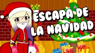 ESCAPA DE SANTA Y LA NAVIDAD! | Roblox Escape Christmas