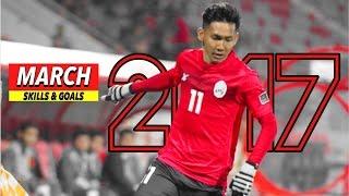 Chan Vathanaka ● March 2017 ● Skills & Goals | HD