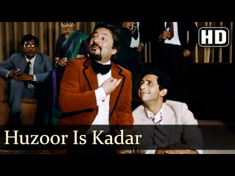Huzoor Is Kadar | Masoom Songs |...