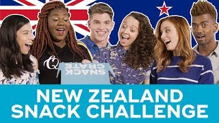 new zealand accent