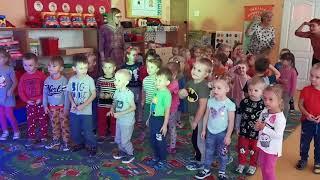 DJ odwiedził dzieci w Przedszkolu nr 3