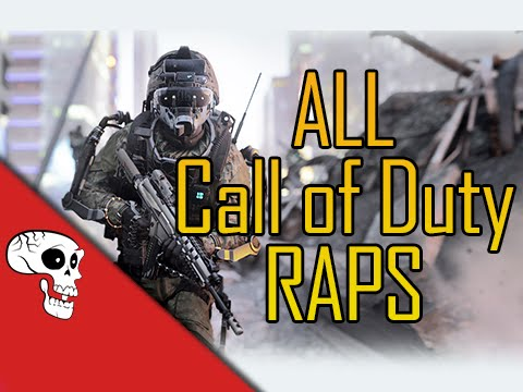 All Call of Duty Raps by JT Machinima