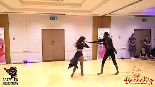 Tamba & Emanuela - Chacha Fusion Show @BachaKiz Nottingham 2018