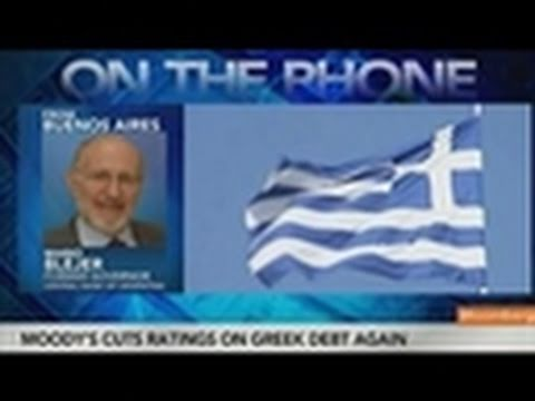 Blejer Recommends Greece Continue Membership in Euro