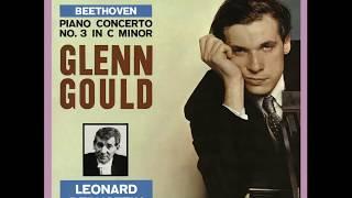 Beethoven Piano Concerto No. 3 / Glenn Gould, Columbia Symphony Orchestra, Bernstein (1960/2015) thumbnail