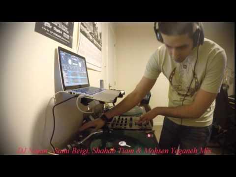 DJ Nojan - Sami Beigi, Shahab Tiam & Mohsen Yeganeh Mix