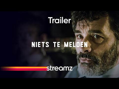 Niets te Melden komt op 12 oktober 2020 naar Streamz