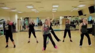 """Drive by"" Train. Cardio Dance Choreography"