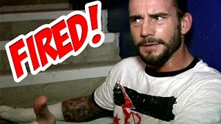 CM Punk - I Got FIRED, I Didn