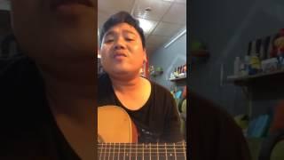 kiếp lữ hành guitar cover ( lam trường ) kiep lu hanh ghita