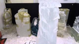 Lion Ice Sculpture, Icecreations.co.uk