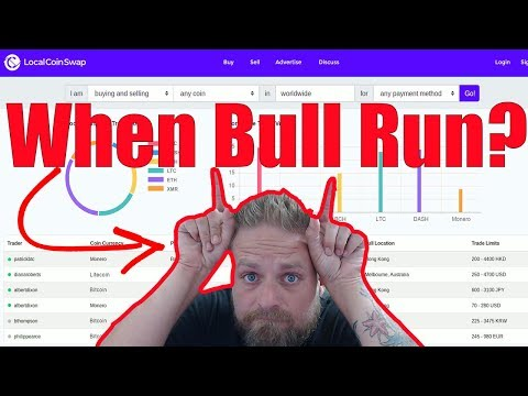 The Beginning of the 2018 Crypto Bull Run
