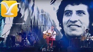 Pedro Aznar - Deja la vida volar (cover Victor Jara) - Festival de Viña del Mar 2015 HD 1080P