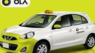 Missbehaviour by Ola cabs driver
