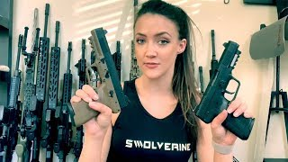 A Review Of The FN Five SeveN Pistol With Lauren Young