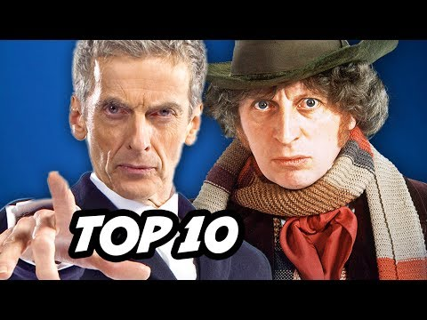 Doctor Who Top 10 Scary Classic Episodes