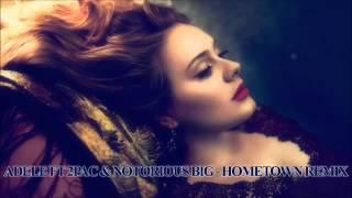 Adele ft Tupac & Notorious BIG - Hometown Final Mix [PabelRMusic]