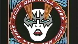 Kiss - Rock'n'roll over Promo