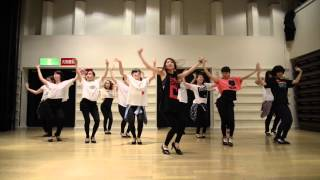 DANCE SPACE Q 【minami/ JAZZ HIP HOP】