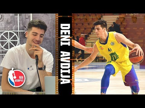 Deni Avdija Breaks Down Film From His Season At Maccabi Tel Aviv | 2020 NBA Draft Scouting