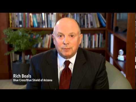 AZHCC Brand Spot 1 2013: Rich Boals, Dr. Lattie Coor and Steve Rizley