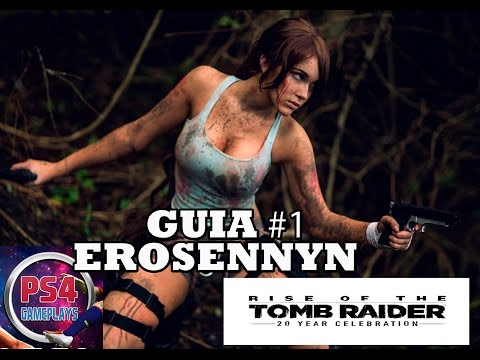Rise of the tomb raider guia