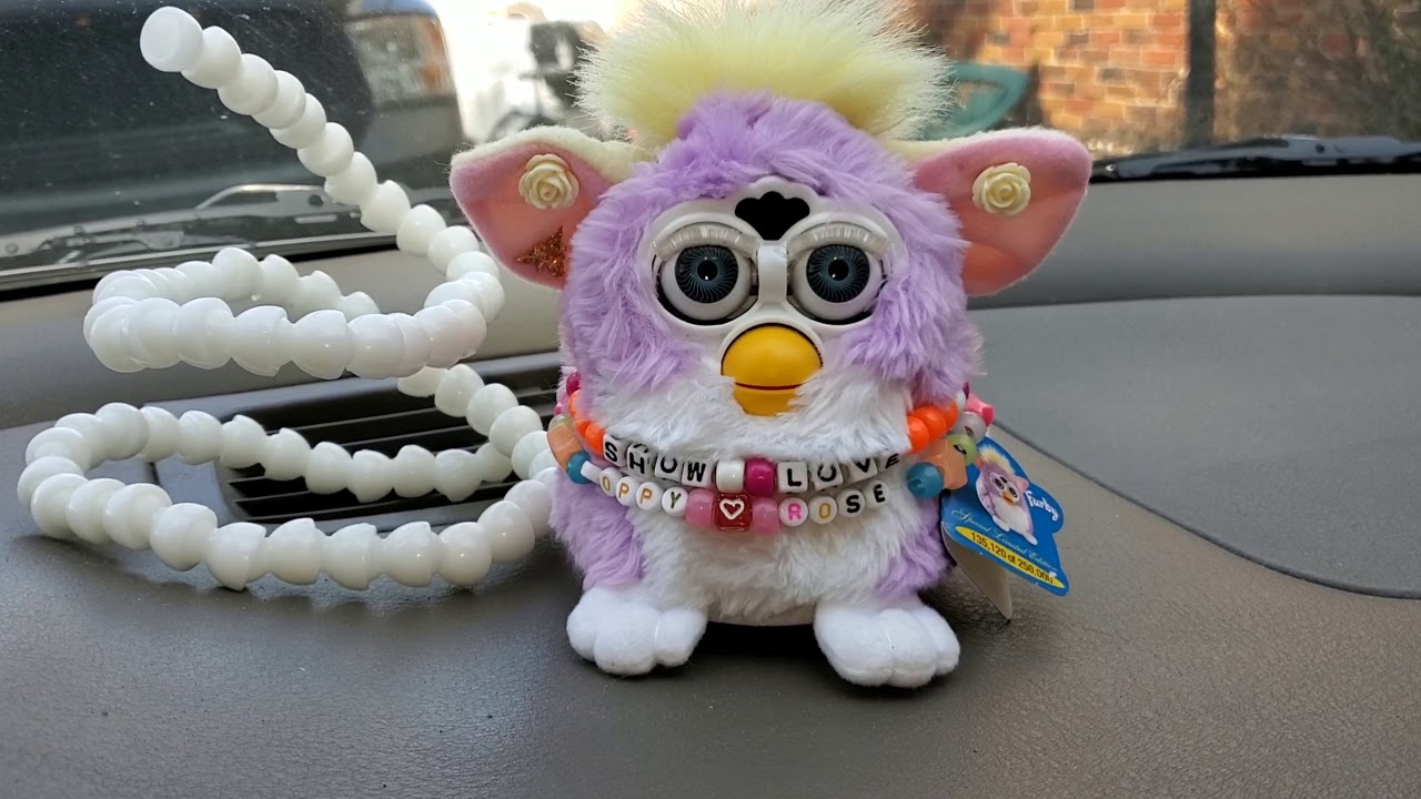 Making A Long Furby